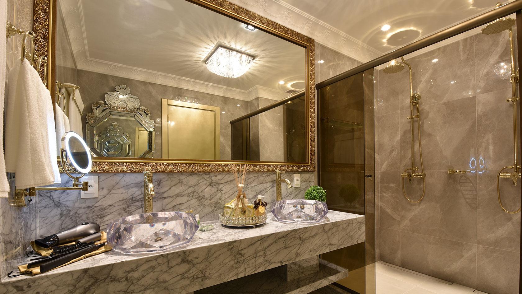 Hotel de luxo aposta em produtos do Grupo Linear em sua estrutura 1