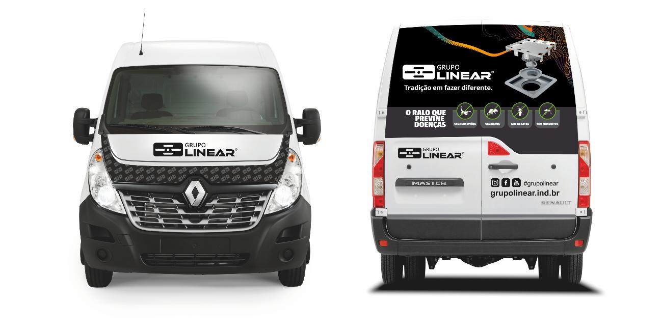 Road Show: Exposição e treinamento itinerante para clientes do Grupo Linear 1