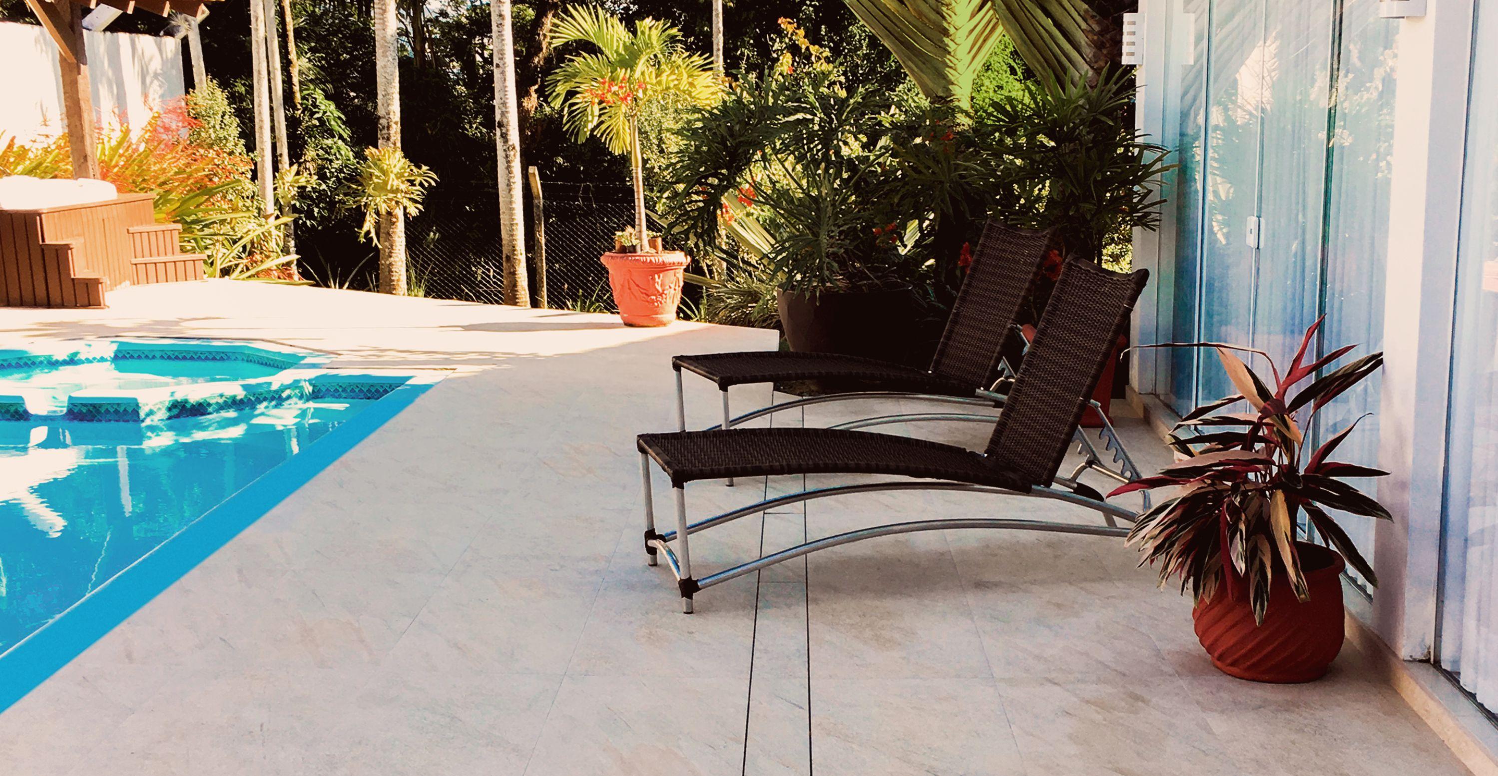 Mudanças estruturais auxiliam na segurança de crianças em piscinas 1