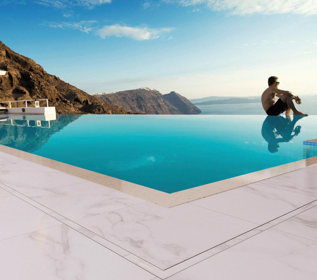 5 cuidados para um escoamento perfeito em áreas de piscina 1