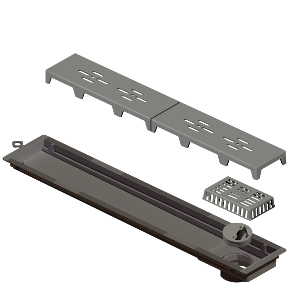 Ralo Linear 50cm 3