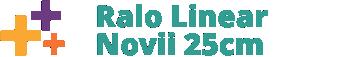 Ralo Linear Novii 25 cm 2