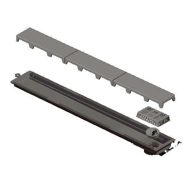 Ralo Linear 75cm 3